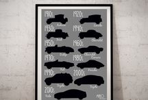 PLAKATY MAFOdesign / Posters by MAFOdesign