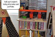 Classroom Organizing / by Bridgett Burris