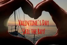 Valentine's on the Bay / #sailthebay #adventuresailingtours.com #sunsetcruise #Pensacola #Pensacolabeach #Pensacolabay #Gulfcoast #Valentine's #valebtinesday #dolphins347972209 #dolphincruise #relax #romantic #sunset #lovefl #winetasting #funinthesun #Zen #familyfun  #datenight #sail #sailboat #sunset #sailing #Florida #beach #beachvacation #spring break #springbreak2018