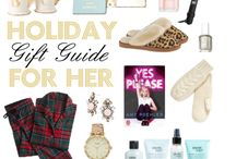 Holiday Gift Guides / Every type of holiday gift guide