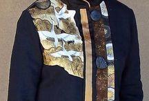 Abbigliamento patchwork