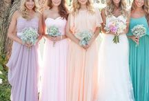 Weddings Colours Spring 2016
