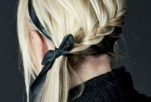 hairstyles/make-up/body / by Emily Williams