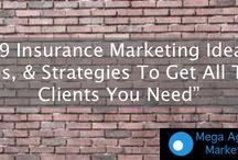Insurance/marketing