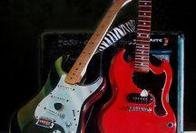 chitarre varie