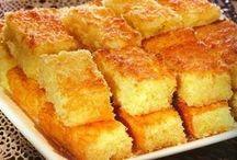 culinária  bolos
