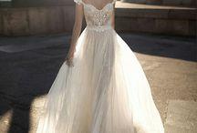 Galikarten a iné svadobné šaty
