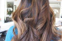 Hair Styles / by Meg Fitzgerald