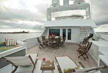 Yacht & Boat Deck /  Eco-friendly,low maintenance,easy installation,convenient construction, does not require complicated construction process, saving installation time and costs
