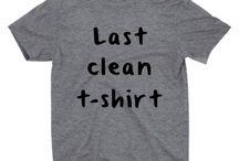 T-shirt etc...