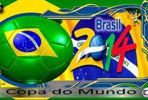 Copa do Mundo - Brasil 2014 / Mundial Brasil 2014 / World Cup - Brazil 2014