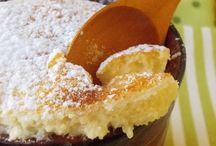 Soufflés / A partir daqui, irá encontrar inúmeras receitas de soufflés para confecionar naquela ocasião especial.