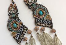 Embroidered Jewels