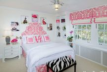 Caroline's room / by Dawn Rooke
