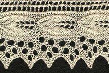 Knitting / Lace Edgings
