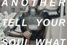 Joan of Arc Inspiration
