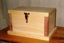 Wooden boxes - design concepts and construction