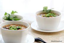 Asian Soups & Stew / by Anna Li