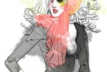 Fashionably graphic