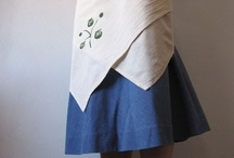 Aprons / ♥  All Things Apron!  ♥ / by Jan Stevens