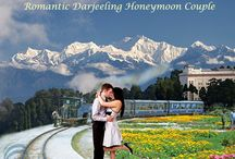 Darjeeling Honeymoon Trip
