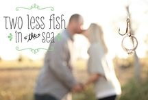 Engagement Photo Ideas / by Erin Gallagher
