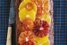 In season: Blood oranges / Their season is short, so cook and eat with this beautiful fruit while you can. Here are a few of our favourite recipes from the library.