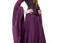 *Heideblüte & Morgentau* Mittelalter Kleid/ Fantasy Kleid