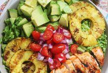 Recipes-- salads