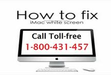 Call 1-800-431-457 to Fix White Screen on Boot Issue on Apple Mac