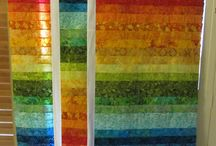 Jelly Roll Quilts / by Flare Fabrics