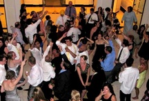 Full dance floors / Photos of the many dance floors our dj's fill with happy guests!