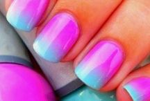Nails!! / by Lorie Getsfrid