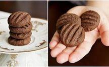 Sušenky k mlsání