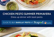 Pesto - Shoppable Primavera Pins