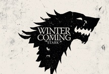 Winter is Coming / This board is to try and contain my obsession with Game of Thrones!:) / by Sonya Tucker