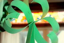 St. Patricks Day / Family activities for St. Paddy's and the month of March.