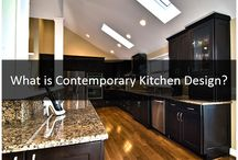 Kitchen Design Styles / Learn about different kitchen design styles, and determine which one is right for you and your kitchen.