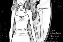 Minhas Ilustrações/My Illustrations