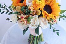Favourite flower bouquets