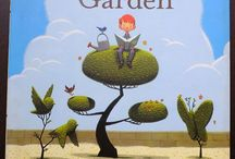 The Curious Garden by Peter Brown Picture Book