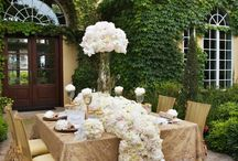 WOW! / Over the top, drop dead gorgeous, don't you wish you could have it event decor