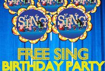 Party :: Sing ::