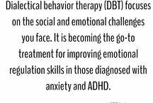 Treatment, medication + ADHD