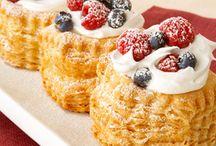 Patriotic Foods/Ideas/Decor / by Julia Hall
