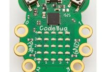 CodeBug / CodeBug - The heart of your wearable project, plus lots of project ideas! / by MCM Electronics