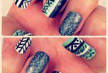 nails / nail colors