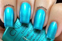 shellac colours