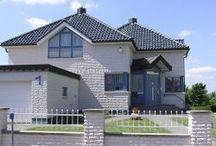 Каменные дома / строительство домов из камня