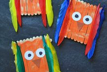 Kids crafts / DIY crafts for kids, any kind of materials